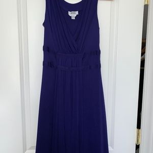 Moschino Cheapandchic - purple cocktail dress